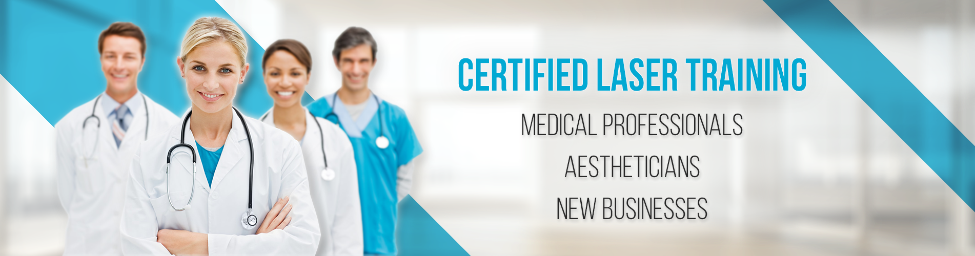 Aesthetician Certified Laser Training | Aesthetic Laser Training