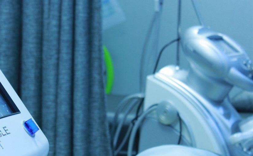 skin treatment laser machine