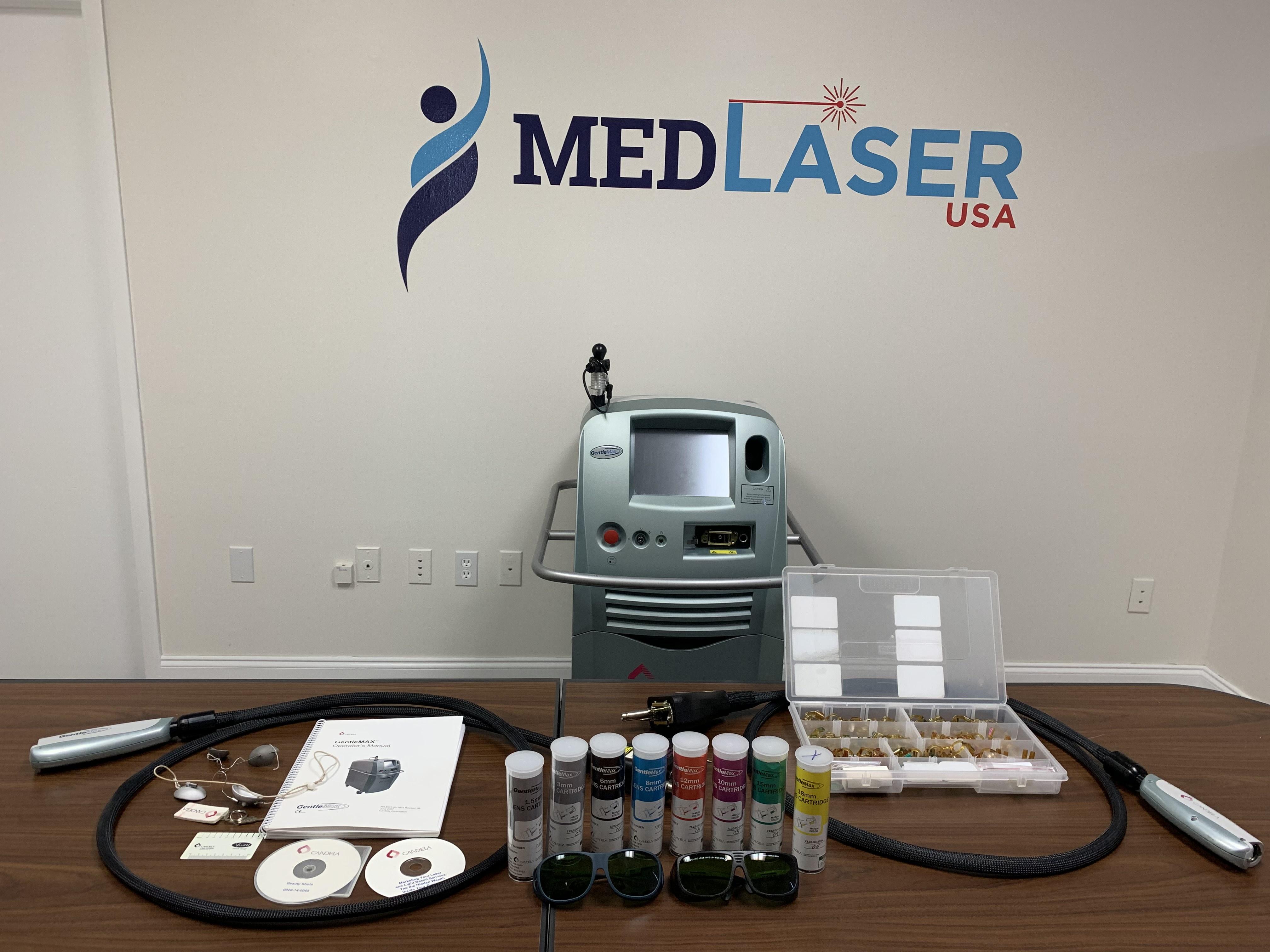 Used Candela Laser