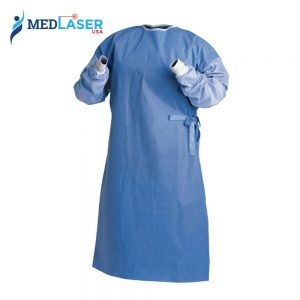 isolation gown for sale